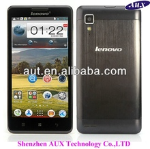 China original Lenovo 5.0 inch android mobile phone P780 with RAM 1G