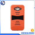 alibaba factory 2 in 1 phone case silicone pc phone case For Samsung J7 2015