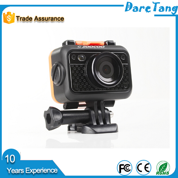 SOOCOO Action Sport Waterproof Camera Wifi 1080P Underwater HD Bike Outdoor Camera Cam