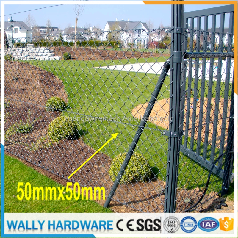 2016 Good Quality Low Price Diamond Shape Wire Mesh Fence