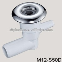 Top selling air jet bathtub M12-S50D mixing hot sex tub