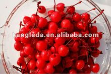 Canned Fruit-- Red Cherry with Stem