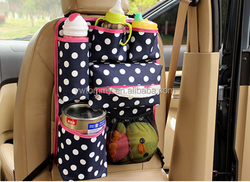 Car use Back seat car organizer