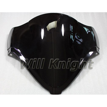 Windshield for Suzuki GSXR1300 2008 2009 2010 2011 2012 2013 2014 Windscreen for GSX R1000 08 14 Black Transparent