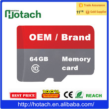 CCTV Camera U1 Speed 64GB TF Phone Memory Card With Class 10