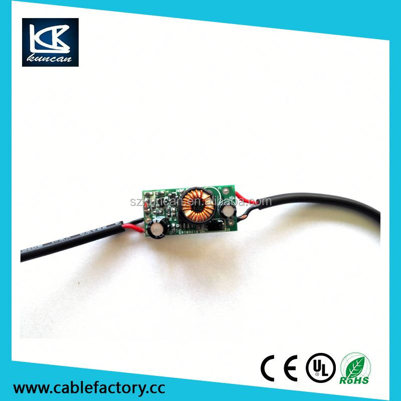 5Pin USB 12v ac to 12v dc converter for CCTV camera security