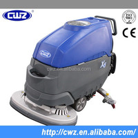 Popular style self propelled automatic cleaning floor scrubber machine