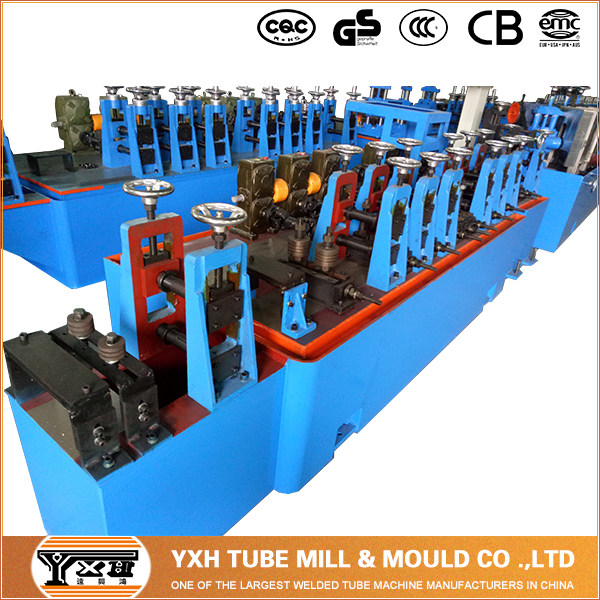 Roller Mill High Speed 316 Tube Forming Machine