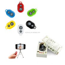 Bluetooth Remote Shutter for smartphone, wireless Bluetooth camera shutter