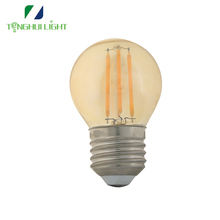 waterproof 360 degree g45 led filament bulb light Factory supply