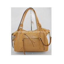 lady leather handbag,leisure tote bag,lagre capacity