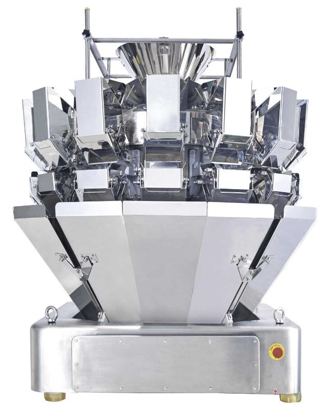 automatic combination weighing and filling/bagging machine