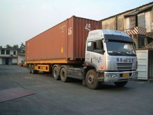 Funiture and baby diaper Import From HongKong TO ShangHai/Ningbo door to door service