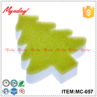 MC-057 cleaning product Melamine foam magic sponge with kitchen clean sponge
