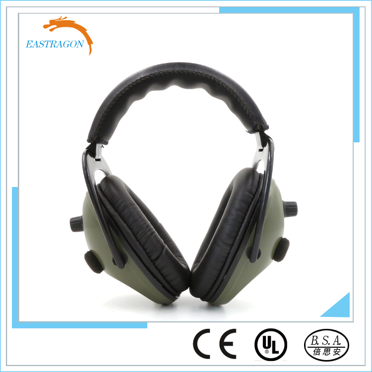 Noise Protection Ear Muffs Best Ear Protection for Shooting Range