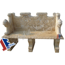 Garden marble bench for sale