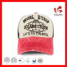 3 Color Sell Like Hot Cakes Solid Washed Cotton Hat