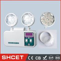 OEM Service Warm White Plastic SMD 7W Battery Backup Led Rechargebale Emergency Light