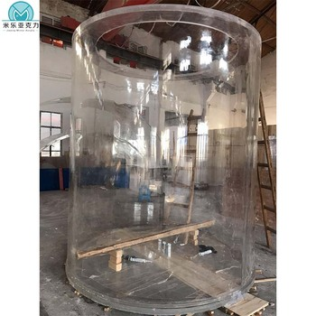 Wholesale customized clear acrylic glass fish tank for aquarium