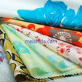 printed cotton poplin & twill fabric