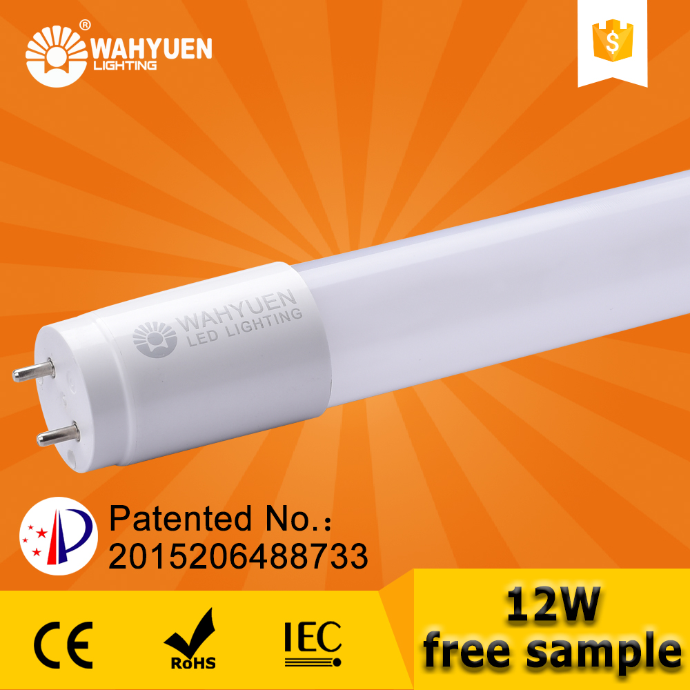 OEM new 12w dlc smd lm-80 <strong>u</strong> shaped t8 led tube with ce rohs tuv