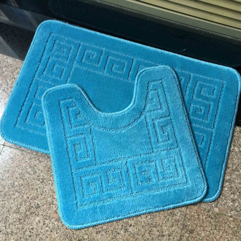 Decorative Uniquemicro Bath Mat Set For Walmart Target