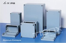 Small Extruded Aluminum Enclosure For Electronic