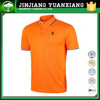 2016 New Arrival Summer Fashion mens custom polo shirt jersey