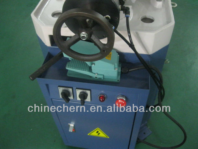 Semi-Automatic Pneumatic Metal Pipe Disc Saw Machine