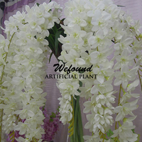 WEFOUND hot sale high quality beautiful artificial flower for decoration weding party flower