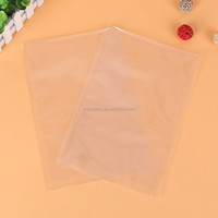 fish meat clear packaging vacuum bag