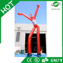 Popular air dancer tube inflatable,advertising inflatable air dancers,inflatable air dancer for sale