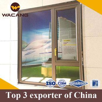 Factory direct high quality office design aluminum window
