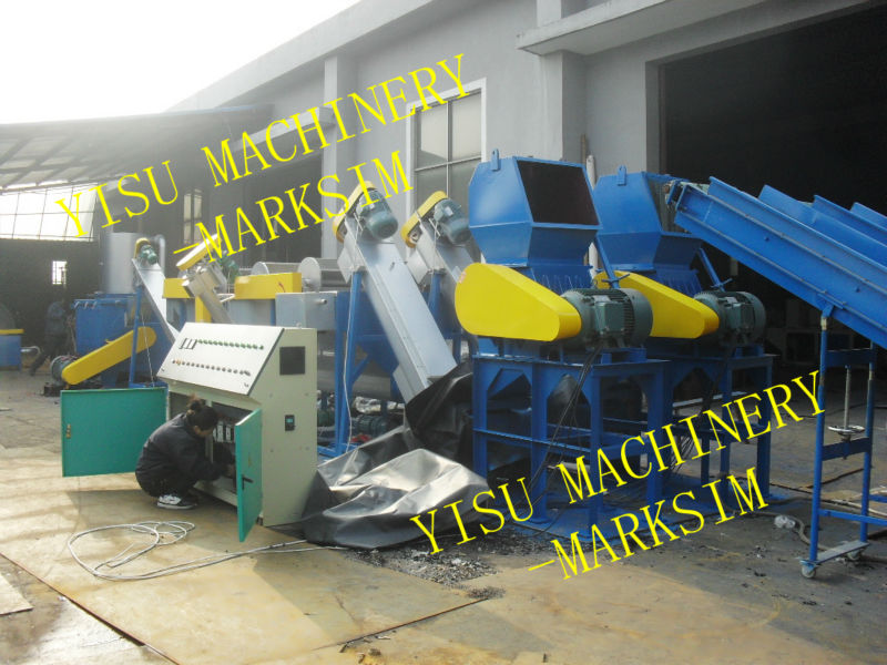 plastic bags recycling machines