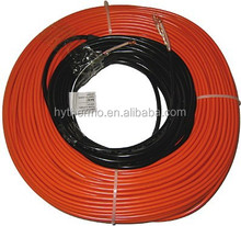 gutter de-icing electric heat cable system/corrosion proof sheath