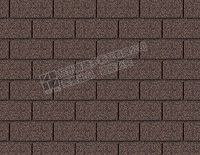 Colorful 3 Tab Fiber Cement Roof Shingles