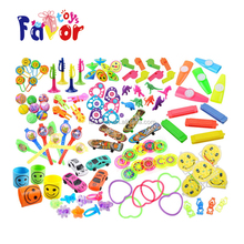Popular 120pcs Kids Prizes Party Favors for Kids Party Assortment Birthday Party toys