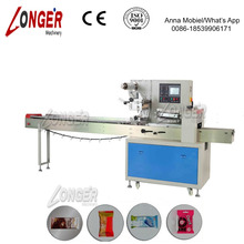 Pillow Type Instant Noodle Packing Machine/Flow Wrap Packing Machine/Paper Card Packing Machine