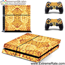 Snake skin design for ps4 controller grip skin covers cheap