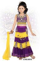 Ghagra choli designs for kids