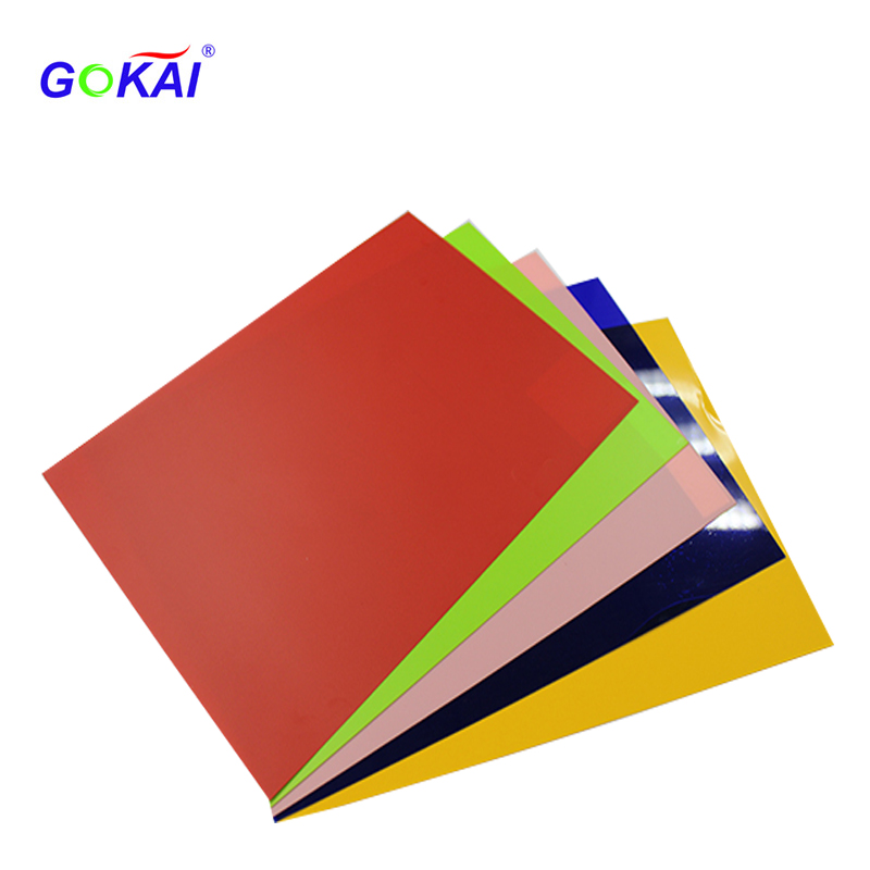 0.3mm photo album pvc rigid sheet