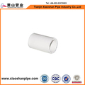 White furniture pvc pipe fittings for construction projects