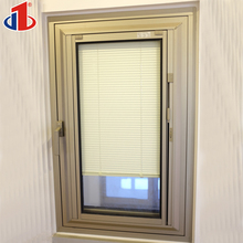 High quality manufacturer supplier aluminium louver window with long-term service