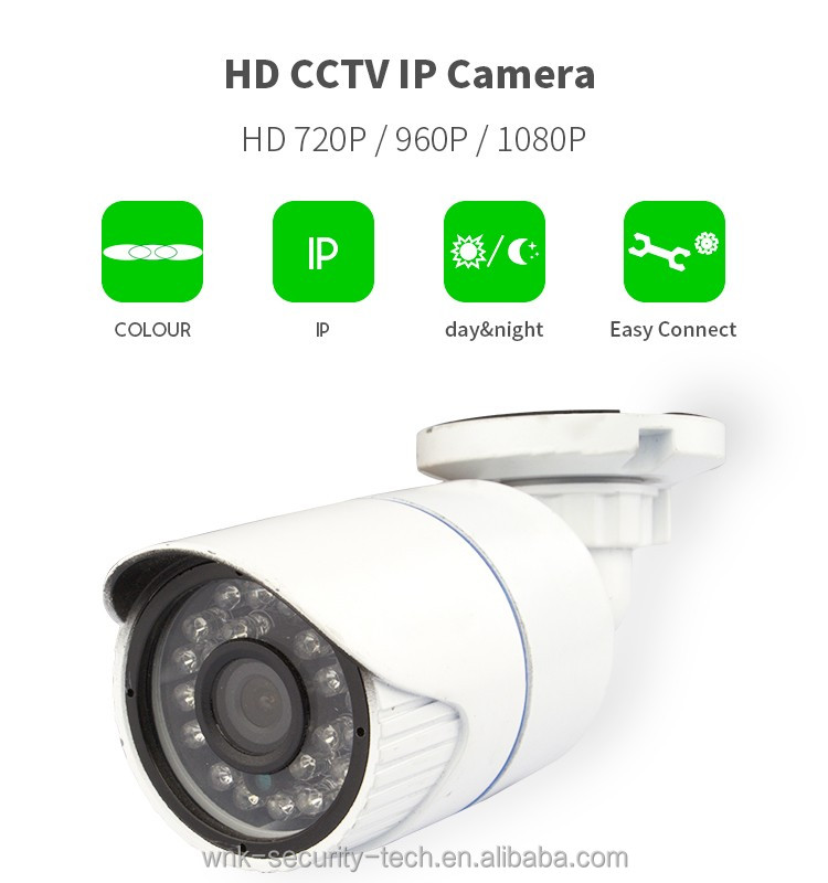 Vitevison China factory wholesale price p2p HD waterproof Shenzhen h-series ip camera