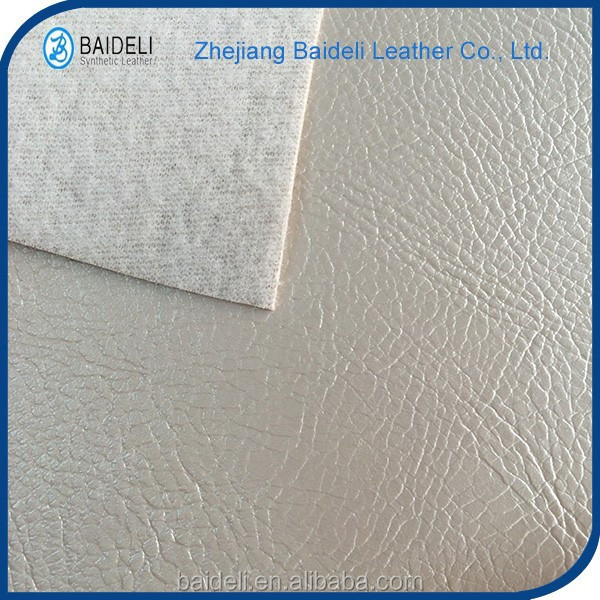 chair covering material pvc leather
