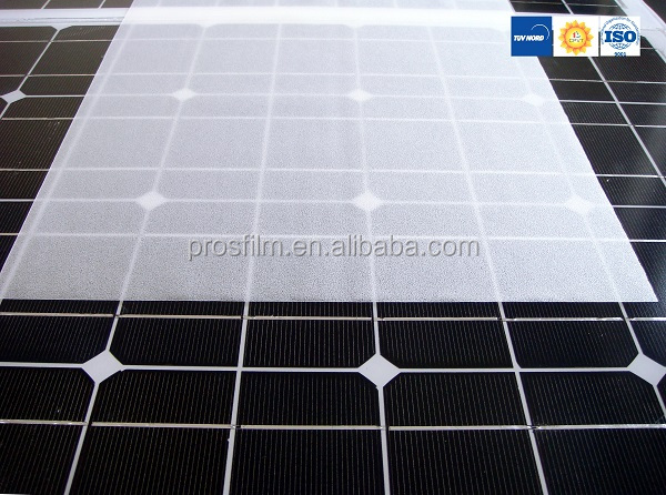 solar cell EVA film for PV modules encapsulation/thickness of 0.55mm