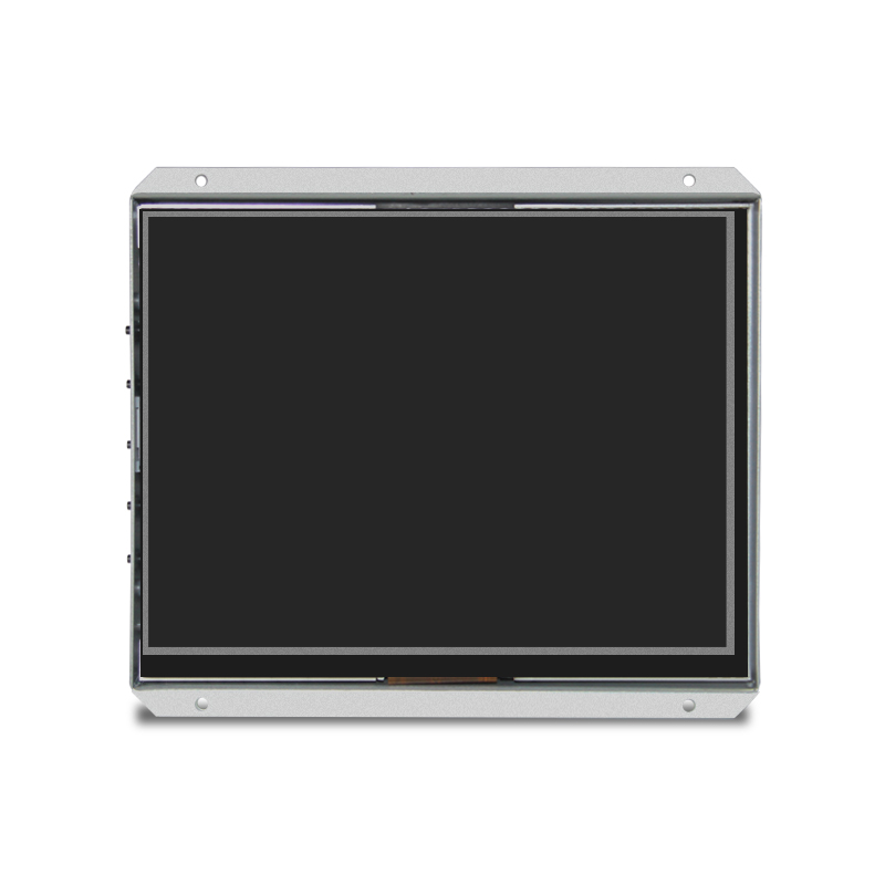 Industrial metal case 8 inch open frame lcd pc monitor 1280*800 Embedded display