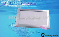 TATTOO Ultra LED Stencil Tracing Light Box Table A4,New Pro Seires LED A4 Ulta Tattoo Light Box Stencil Tracing Table