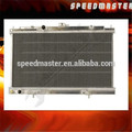 Auto aluminum radiator for MAZDA RX2,3,4,5 RX7 S1 S2 69-83 MT