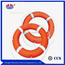 exported safety life buoy price orange color ring